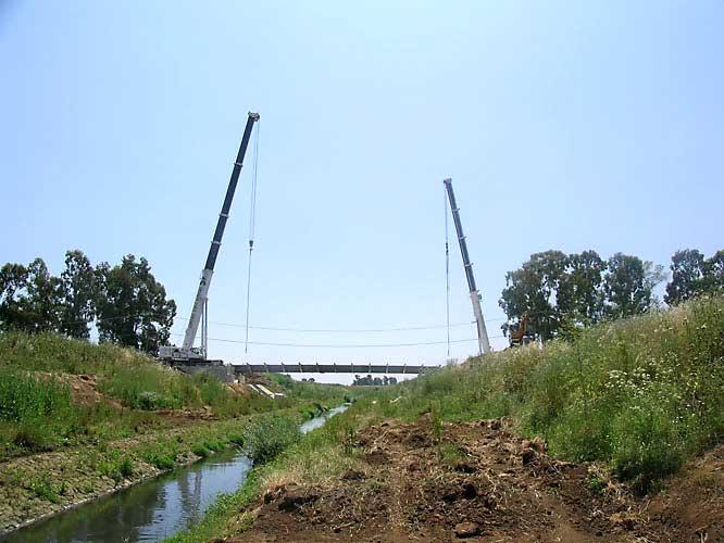 Ponte Colle del Tufo – Cisterna di Latina
