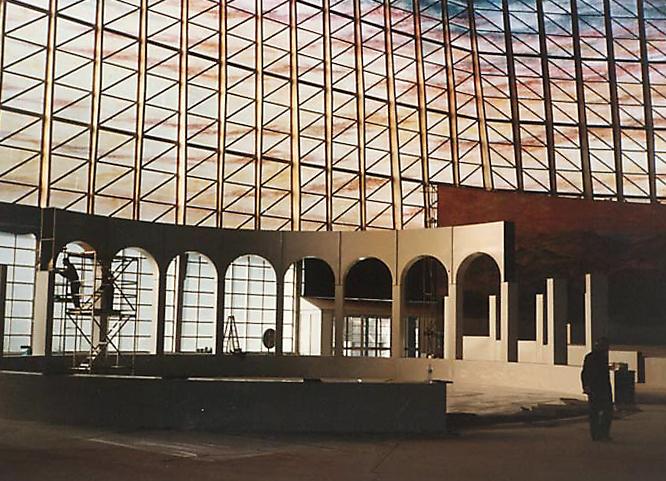 """""""Profilo Italia – Palazzo Vela (Torino)"""