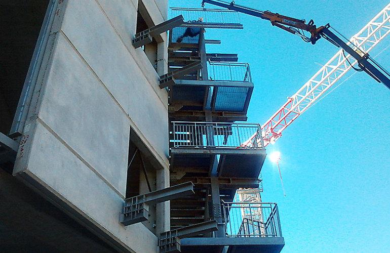 Escaliers Laurentino